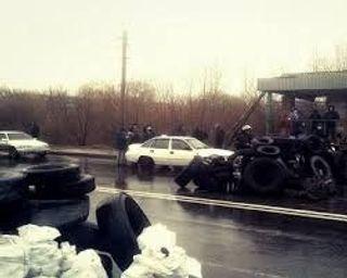 Перестрелка в Славянске привела к гибели 3 человек