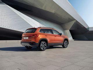 И«российский» Taos, источник: Volkswagen