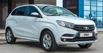 «АвтоВАЗ» рассматривает возможность экспорта модели LADA XRAY