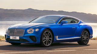 Bentley ContinentalGT. Фото: VAG