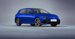 Новый Volkswagen Golf R 2021 показали на рендерах в преддверии дебюта