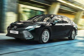 Toyota Camry. Фото: Toyota