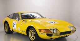 С молотка уйдет спорткар Ferrari 365 GTB Daytona