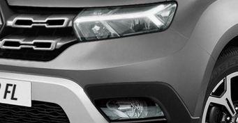 «Принц и нищий»: Renault Duster FL в «базе» и «топе» показан на независимых рендерах