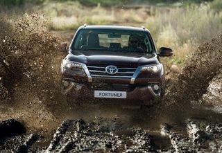 «Японец» грязи небоится. Источник: Toyota