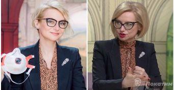 Хромченко раскрыла, почему снимается водном наряде на«Модном приговоре»