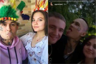 Фото: Instagram Моргенштерна и Крида