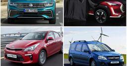 От дебюта VW Tiguan 2022 до шпионских фото LADA Largus FL: Главные новости за неделю