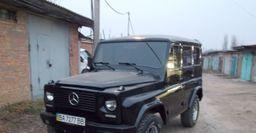 Превратился в приличный автомобиль: Сеть удивил Mercedes-Benz G-Class на основе «УАЗ»
