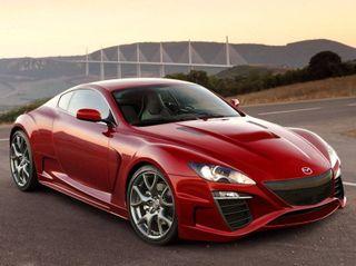 В 2020 году Mazda создаст купе RX-9