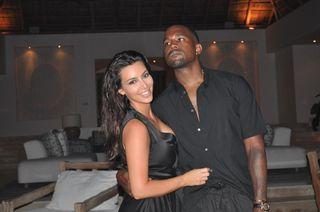 Ким Кардашьян иКанье УэстФото: instagram.com/kimkardashian