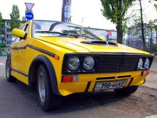 Украинская версия ВАЗ-2106. Фото: «ВКонтакте»