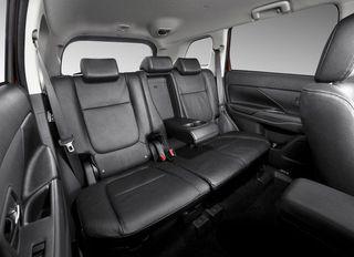 Тест драйв Mitsubishi Outlander 3