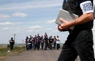 Наблюдатели ОБСЕ: В Донецкой и Луганской областях происходят обстрелы