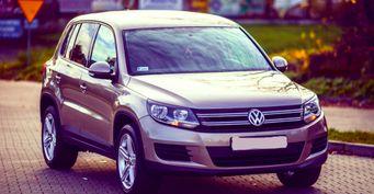 Спилили номер исобрали криминальный Tiguan: Дилер Volkswagen заменил клиенту двигатель наавто-хлам
