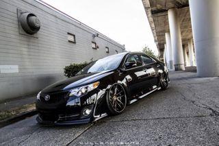 Тюнингованная Toyota Camry. Фото: TuningBlog