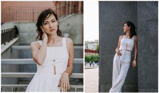 Жена Абрамова из StandUp фото инстаграм