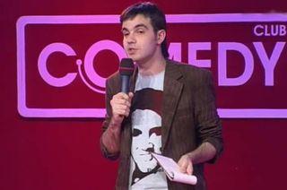 Игорь Меерсон насцене Comedy Club / Фото: