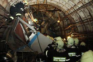 Более 80 млн рублей выплатили всем пострадавшим в аварии в московском метро