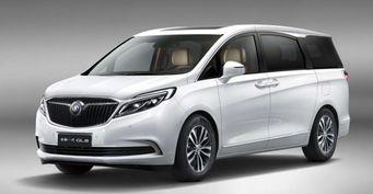 Новый минивэн Buick GL6 выведен на тесты в Китае