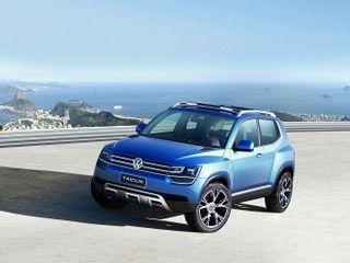 Новый «Volkswagen Taigun» презентуют в октябре 2014 года