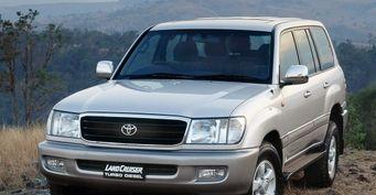 Купил проблему: Состояние типичного Land Cruiser 100 за 600 тысяч показал автомастер