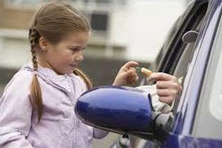 В Благовещенске автомобилист снял трусы перед 9-летней девочкой