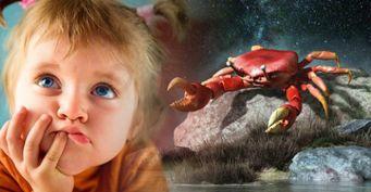Чувствительные и ранимые: О тонкостях воспитания детей-Раков рассказала астролог