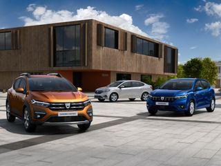 Dacia Sandero Stepway, Logan и Sandero нового поколения, источник: Dacia