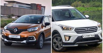 Чем подержанный Renault Kaptur лучше Hyundai Creta, рассказал автомобилист