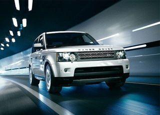 Обновились модели Range Rover и Range Rover Sport