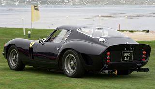 Ferrari 250 GTO самый дорогой спорткар