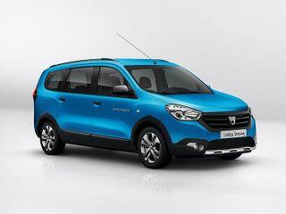 Dacia выпустит два компактвэна в версии Stepway