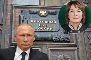 Свои взятки брать не будут: Однокурсницу Путина выдвинули на должность зампреда Верховного суда