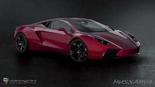 Польская компания Arrinera представит первый супер-кар Hussarya