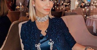 Счастливая Ольга Орлова появилась назакрытии «Дома-2» сокруглившимся животом