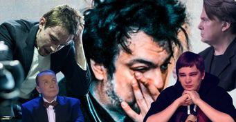 Мужчины тоже плачут: Звёзды российского шоу-бизнеса, которые несмогли сдержать слёз перед публикой