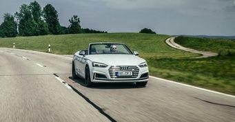Тюнеры из ABT Sportsline представили 425-сильный Audi S5 Cabriolet