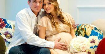 Попытка сохранить семью: Тодоренко после слухов обизмене Топалова готова родить второго ребенка