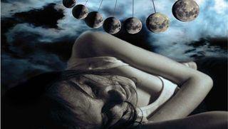 Ученые: лунные циклы не влияют на сон человека