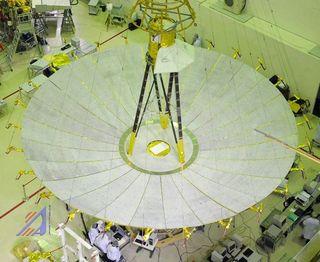 Благодаря телескопу на МКС получиться составить каталог 400 млн звезд