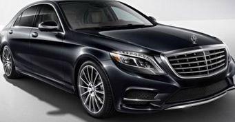 В сети появились рендеры нового Mercedes-Benz S-Class