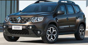 Запоздалая новинка: ВРоссии стартовало производство Renault Duster II