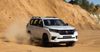 Бодро едет именьше шумит: ТОП-4 «фишки» нового Toyota Land Cruiser Prado 2021