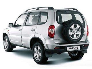 Концерн «GM-АвтоВАЗ» сократил выпуск внедорожников Chevrolet-Niva на 18,5%