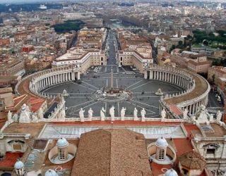 Ватикан активно пользуется 3D технологиями и интернетом