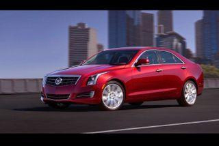 Скоро будет выпущена длиннобазная версия Cadillac ATS