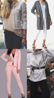 длиной одежды «создать» точеную фигуру