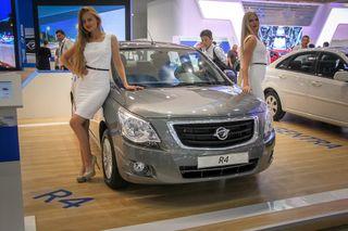 Автомобиль Chevrolet Cobalt вернется в Россию под новым именем