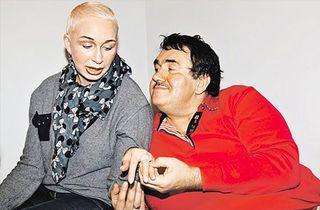 Татьяна Васильева, Станислав Садальский. Источник: izh.kp.ru
